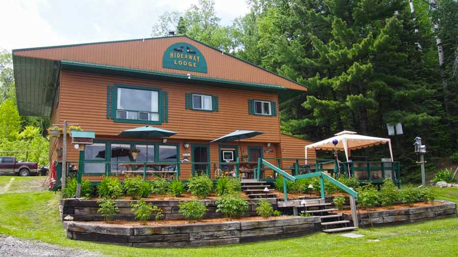 Hideaway Lodge Emo Ontario