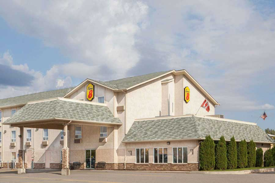 Super 8 Fort Frances Ontario